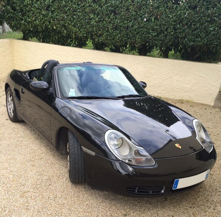 Porsche Boxster S de 2001