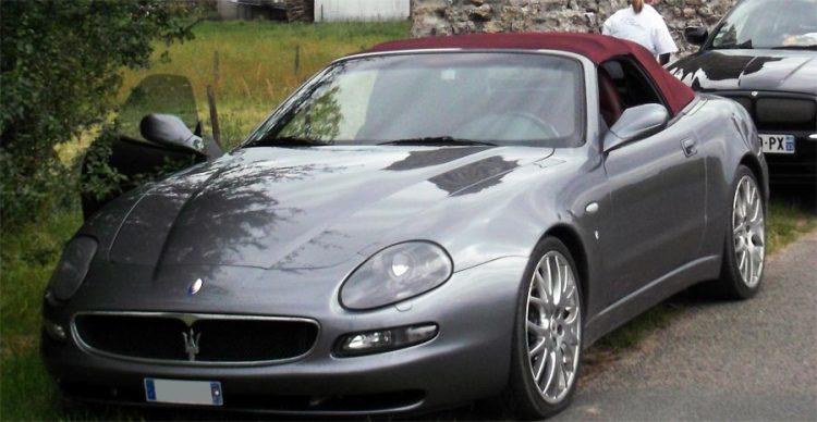Maserati Spyder Vendée Classic